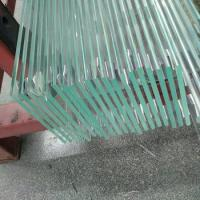Oversize low iron Tempered laminated glass