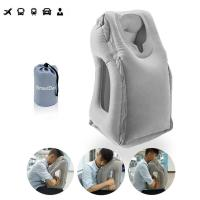 Buy cheap Inflatable Travel Pillow, Travel Pillows for Airplanes & Office Napping with Head & Neck Support from wholesalers