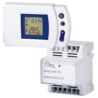 Buy cheap Wireless Digital Programmable Thermostat from wholesalers