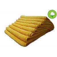 Buy cheap A&H-48 PACK 16X16 YELLOW GOLD PLUSH THICK MICROFIBER DETAILING TOWELS from wholesalers