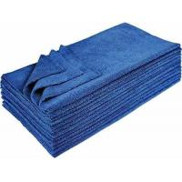 Buy cheap Blue - Eurow Microfiber 16 x 16in 300 GSM Ultrasonic Cut Cleaning Towels 12Pk from wholesalers