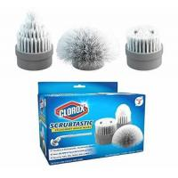 Buy cheap CLOROX Scrubtastic Replacement Brush Heads Set of 3 from wholesalers