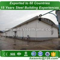 Buy cheap agriculture steel buildings and steel agricultural buildings at Honduras area from wholesalers