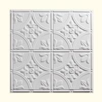 Buy cheap Genesis Designer 2' x 2' PVC Antique Lay-In Ceiling Tile from wholesalers