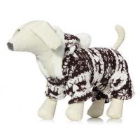 Buy cheap Dog Clothes Brown Winter Fleece Dog Onesie from wholesalers