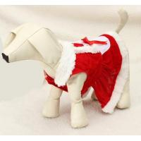 Buy cheap Dog Clothes Mrs Santa Claus Dog Outfit from wholesalers