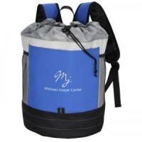 Buy cheap Tubular Drawstring Backpack from wholesalers