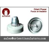Buy cheap Porcelain T&D Line Insulators Porcelain suspension type insulator from wholesalers