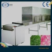 Buy cheap Industrial microwave moringa leaves/ rose flower drying equipment/dryer machine from wholesalers