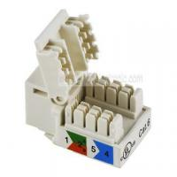 Buy cheap Network Data products Cat6 krone keystone jack from wholesalers