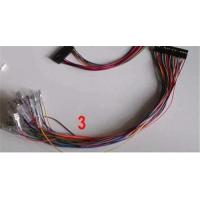 Buy cheap Wire Harness custom dupont 2.54 pitch connector wire harness assembly product