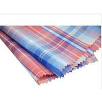 Buy cheap Solid Shirting Fabric Checks from wholesalers