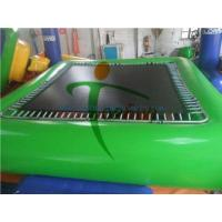 Buy cheap Inflatable water park Name:5m Inflatable Water Trampoline from wholesalers