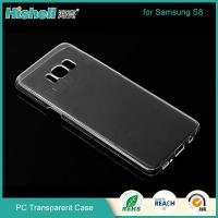 Buy cheap Phone Case Free Sample Mobile Phone Case,Transparent Case,Clear Phone Covers for Samsung S8 from wholesalers