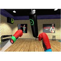 Buy cheap High Precision Virtual Reality Video Games Boxing Sports 2ms Low Latency from wholesalers