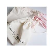Buy cheap Weihai wear cotton rope bag manufacturers, cotton cloth bag production price from wholesalers