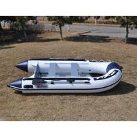 Inflatable sports boat