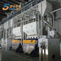 Buy cheap Cassava Processing Equipment large scale rice milling plant from wholesalers
