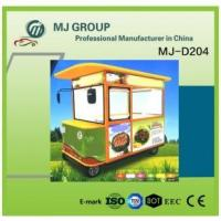 Buy cheap food sale electric vehicle for trade,MJ-D204 from wholesalers