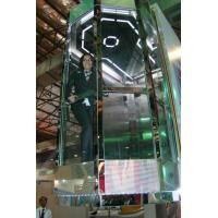 Mirror Finish Glass Capsule Elevator