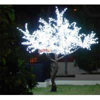 LLED simulation cherry tree Christmas tree HL-SLT004-PK/PW