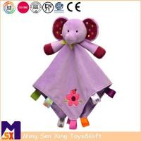 Buy cheap Baby Comforter Elephant Character Baby Blanket from wholesalers