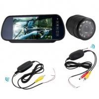 Buy cheap 7inch wireless reversing camera system /kit from wholesalers