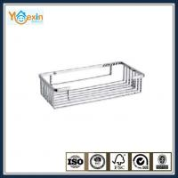 Buy cheap stainless steel square type soap basket in shower room from wholesalers