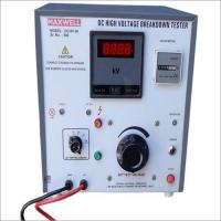 Buy cheap DC High Voltage Breakdown Tester from wholesalers