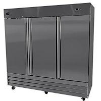 Buy cheap Heavy Duty Commercial Stainless Steel Reach-In Refrigerator (81 Three Solid Door) from wholesalers