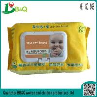 Buy cheap Private Label Wholesale Baby Wipe biodegradable & organic ba from wholesalers