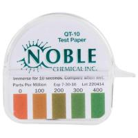 Buy cheap Noble Chemical QT-10 Quaternary Test Paper Dispenser - 0-400ppm from wholesalers