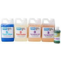 Buy cheap Grout Rescue Kit with Super Blue, Rejuvenator, Impregnator H2O, and EnziBrite from wholesalers