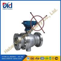 Buy cheap ANSI 4 inch stainless steel ball valve 600, v type ball valve from wholesalers