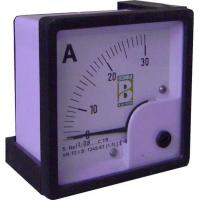 Buy cheap Moving Iron Ammeter and Voltmeter | Round Projection 4 from wholesalers