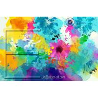 Buy cheap Abstract Oil Painting NO:36513Flowers from wholesalers