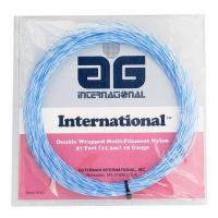 Buy cheap AG Multifilament Tournament Nylon Tennis String Set-Blue Spiral from wholesalers