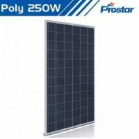 Buy cheap 1 Prostar high efficiency 250 watt polycrystalline solar panel price for home use from wholesalers