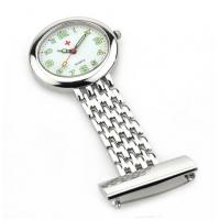 China Classic Quartz Fob Watch nurses pocket watch - NS2107A on sale