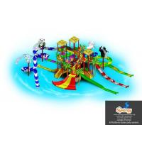 Buy cheap 8 Platform Water Play System product