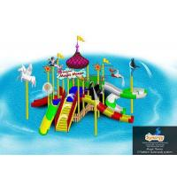 Buy cheap Water Fun Play Structure product