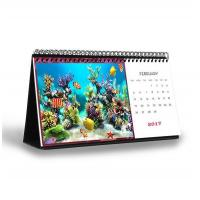 Buy cheap lenticular 3d desk calendar from wholesalers