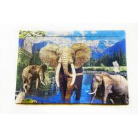 Buy cheap lenticular 3d puzzle from wholesalers