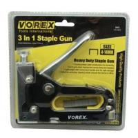 Buy cheap Automotive tools 3 IN 1 STAPLE GUN from wholesalers