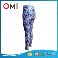 Buy cheap China Manufacturer Hot sale tight colorful printed custom fitness sexy leggings for women from wholesalers