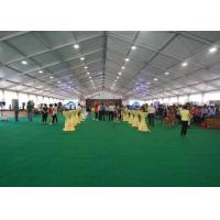 Buy cheap Wedding Party Tent 10x30 Large Wedding Event Tents , Flame Retardant Waterproof Party Tent from wholesalers