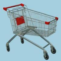 Buy cheap Shopping Cart Contact Now Popular European Supermarket Shopping Cart Metal Shopping Cart from wholesalers