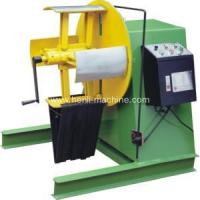 Buy cheap Double head Coil Cradle manual cradle decoiler machine from wholesalers