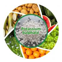 Buy cheap Chemicals Potash Fertilizer 0-0-51 White Granular Or Powder Potassium Sulphate Price from wholesalers