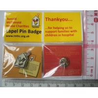 Buy cheap McDonald's Badge from wholesalers